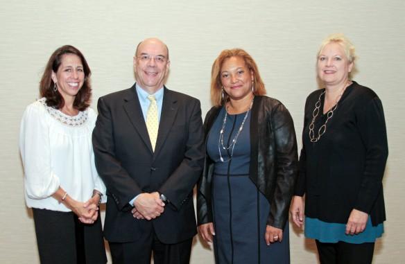 Donna Orender, Steve St. Amand, Christina Norman, Elizabeth Paulson