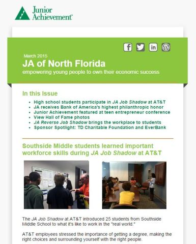 March Newsletter Photo