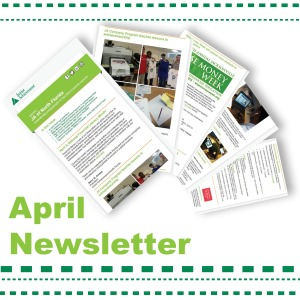 April newsletter graphic linkedin