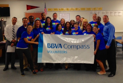 BBVA May 14 Biscayne Elem