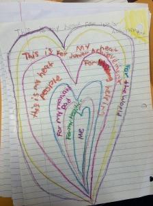 Junior Achievement volunteer thank you note