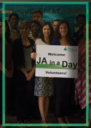 Junior Achievement Volunteer