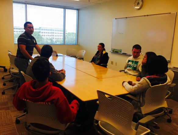 JA Job Shadow gives students the unique opportunity to receive insights first-hand from employees who were once in their shoes.