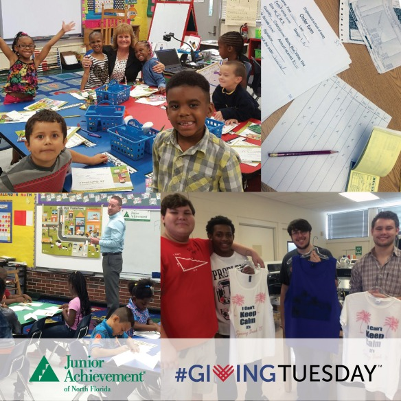 Giving Tuesday JA North Florida