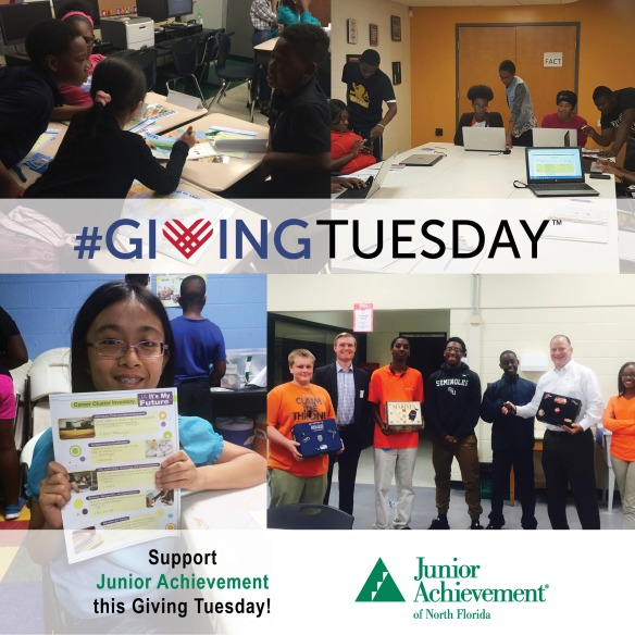 Giving Tuesday JA North Florida1