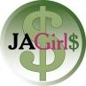 JA Girl$ Logo