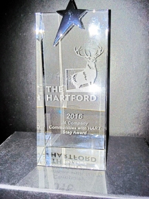 The Hartford Stag Award