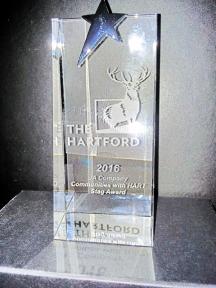 The Hartford Stag Award
