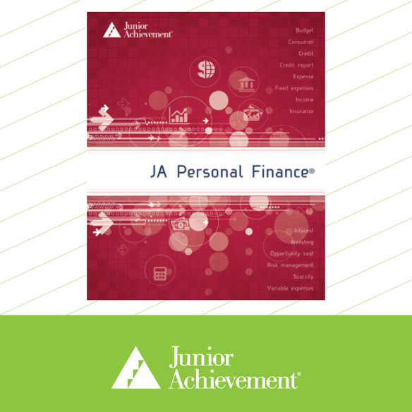 JA Program Spotlight - JA Personal Finance