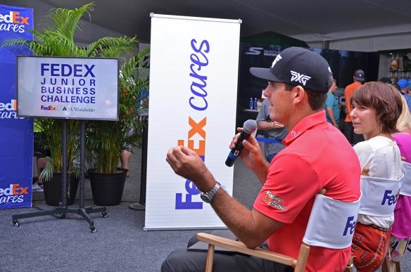 The FedEx Junior Business Challenge