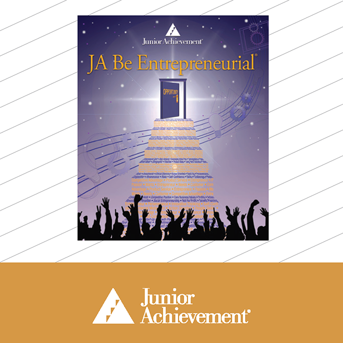 JA Program Spotlight - JA Be Entrepreneurial